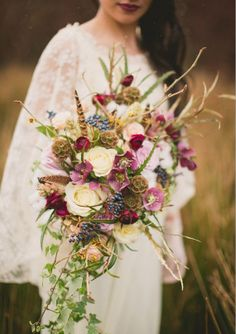 Bohemian | Wedding and Party Ideas | 100 Layer Cake