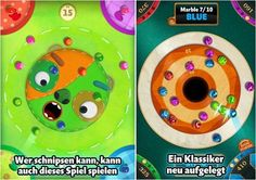 Kinderapps Brettspiel Apps iPad iPhone Marble Mixer