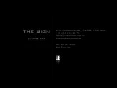 The Sign Lounge - Cocktail Bar