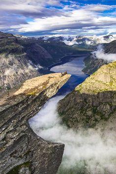 Trolltunga, Norway Nicoletta Muscas