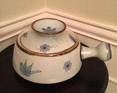 El Palomar Pottery Lidded Casserole Tonala Blue $75.00