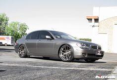 Nutek Forged Wheels Series 755 Concave BMW 745