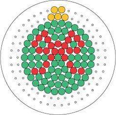 A Noël, les perles Hama ne perdent pas la boule