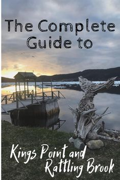 Waterfalls, whales, ice bergs, and mountains. The picturesque towns of Kings Point and Rattling Brook should be at the top of your bucket list. Backpacking Canada, Great Whale, Atlantic Canada, Newfoundland And Labrador, Picnic Area, Adventure Tours, Rv Parks, Round Trip, Hiking Trails