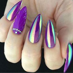 By @vanessa_nailz   #nail #nails #nail #nailart #nails #nailswag #nailtech #manicure #beauty #beautiful