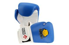 YORKING™ Kickboxing Punching MMA Taekwondo Sandbag Mitts Sparring PU Leather Boxing Gloves