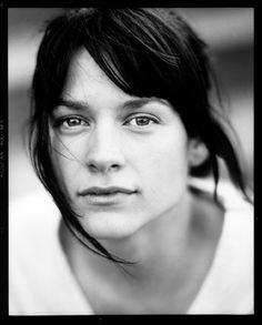 Veerle Baetens (1978) - Belgian film and TV actress. Photo by Stephan Vanfleteren