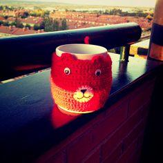 Cup Cozy Oso! by NanE's