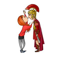 Amy and The Last Centurion