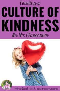 Cultivate a culture of kindness in your classroom with these Random Acts of Kindness ideas for children and young students. Gather ideas for your classroom and grab a FREEBIE - a 30-Day Random Acts of Kindness Challenge for Kids! #classroom #kindness #randomactsofkindness #charactereducation #teaching