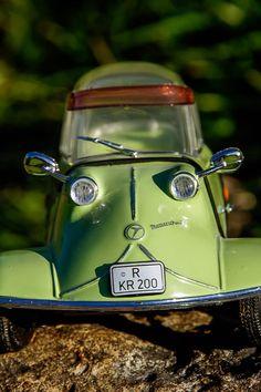 automobil, fahrzeug, kabinenroller