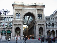 Chapter 12 Classical Eclecticism: Galleria Vittorio Emanuele II (1865-1867) Milan, Italy. Architect: Giuseppe Mengoin. Neo-Renaissance