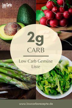 Eine riesige Low Carb Gemüse Liste mit den besten und schlechtesten Gemüsesorten für eine Low Carb oder Keto Diät. Gemüse wird mit seinem Net Carb-Gehalt als Liste von Low Carb Gemüse mit 1g Carb und mehr aufgeführt. Es gibt auch eine Liste der Gemüse, die bei einer Low-Carb- oder Keto-Diät vermieden werden sollten. Keto, Potato Salad, Potatoes, Ethnic Recipes, Food, Low Carb Vegetables List, Potato, Essen, Meals