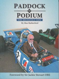 Automoto Bookshop - Paddock to Podium: The Mechanics View (Signed by the Author), $59.95 (http://www.automotobookshop.com.au/paddock-to-podium-the-mechanics-view-signed-by-the-author/)