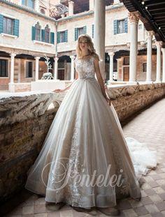 Suknia ślubna Pentelei 2215
