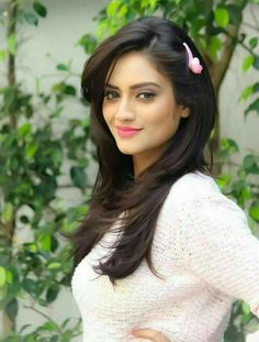 Nusrat Jahan was born on January in Kolkata, India. She was born in a Muslim family her mother was a film actress. Beautiful Girl Photo, Beautiful Girl Indian, Most Beautiful Indian Actress, Beautiful Women, Wonderful Picture, Beauty Full Girl, Cute Beauty, Beauty Women, Dehati Girl Photo