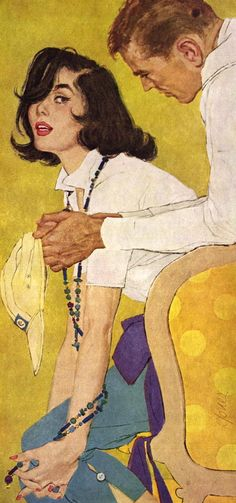 "Bernie Fuchs ""Necklace"""