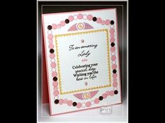 Creating Custom Framing with Fabulous Holiday Fillers - stampTV