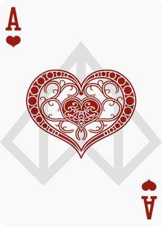 Ace of Heartpieces by Nelde