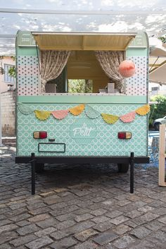 Decora Rosenbaum Temporada 1 - Food Truck. Crochê. Foto: Felipe Felco Valle