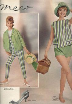 Mod Fashion, 1960s Fashion, Classic Fashion, Classic Style, High Fashion, Fashion Beauty, Vintage Fashion, 60s Style, Cool Style