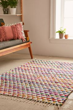 Shop Triangle Woven Rug at Urban Outfitters today. We carry all the latest styles, colors and brands for you to choose from right here.