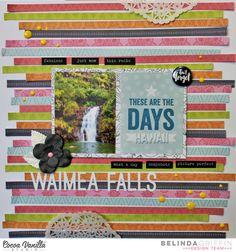 Waimea Falls | Colour Me Happy | Belinda Griffin