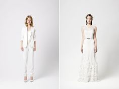 Bridal Style: Kisui – Beautiful and Delicate Wedding Gowns