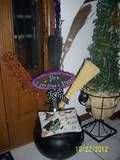 Broom Holder by ChristmasCandy