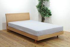 Nordic Bed ¥11000 アウトレット 北欧風ホワイトオーク セミダブル インテリア 雑貨 家具 Modern ¥11000yen 〆10月15日