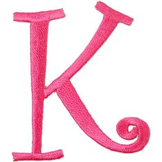 think it's strange to have a favorite letter? Well K is my fave and here's why: Name: Katie Future last name: Kimbrell Best friend's name: Katie Dad's name: Keith Brother's name: Keightley I teach Kindergarten. Might be lame. Pink Love, Pretty In Pink, Hot Pink, My Love, Valentine Day Love, Valentines, Pink Sweets, My Favorite Color, My Favorite Things