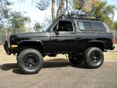 85 Chevy Blazer k5