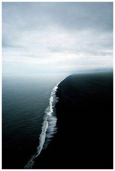 Merging oceans-- absolutely mesmerizing image.