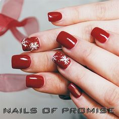 O.P.I. All I Want For Christmas (is OPI) by nailsofpromise - Nail Art Gallery http://nailartgallery.na... by Nails Magazine http://www.nailsmag.com #nailart