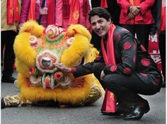 Happy Lunar Year! Check out Prime Minister Trudeau celebrating in Vancouver http://bit.ly/2koFCKK  A Cambie joins with Prime Minister Trudeau in wishing everyone a happy Lunar New Year. Check out how the Prime Minister celebrated in Vancouver.