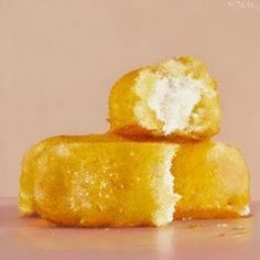 Hostess Twinkies, painting by artist Oriana Kacicek