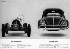 Propagandas Antigas #fusca #beetle #oldads #vw #oldcar #classiccar #vintagecar