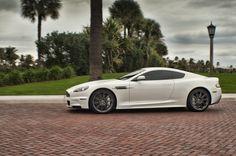 Aston Martin DBS... so beautiful,  James bond really upgraded in life... lol