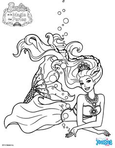 Beautiful Barbie Plays Lumina Printable For Kids Of All Ages Power The Diamond Gardenia Decreases Coloring Page More Princess