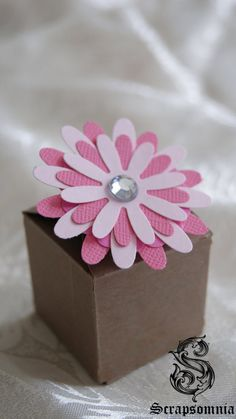 Set of 8 Party Favor Boxes by Scrapsomnia on Etsy, $6.00