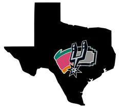 San Antonio Spurs-San Antonio, Texas
