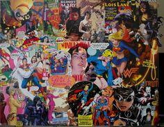 DC Girly XX  collage art deco creative leisure