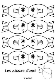 Discover recipes, home ideas, style inspiration and other ideas to try. Stencil Patterns, Embroidery Patterns Free, Diy Embroidery, Ocean Crafts, Fish Crafts, Art For Kids, Crafts For Kids, Alphabet Crafts, Printable Crafts