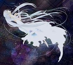 Black Rock Shooter, Hatsune Miku, Beast, Anime Elf, Japanese Song, Manga Collection, Girls Characters, Girl Falling, White Hair