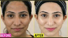 INSTANT Skin Brightening Milk Facial At Home - Naturally Glowing Skin | ...