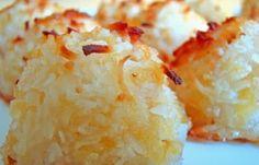 pineapple coconut cookies...