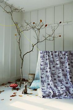 Play Tent - Kids Bedroom Ideas - Children's Room Decorating (EasyLiving.co.uk)