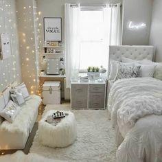 Bedroom Decor For Teen Girls, Small Room Bedroom, Room Ideas Bedroom, Bedroom Ideas For Small Rooms For Teens, Room Ideas For Teen Girls Diy, Girl Room Decor, Dorm Room Setup, Boho Teen Bedroom, Diy Bedroom Decor For Teens