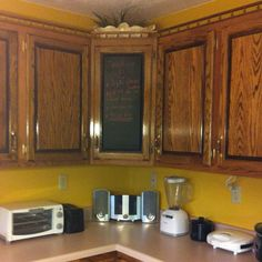 Places to use Chalkboard paint