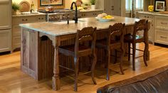 design kitchen islands for sale